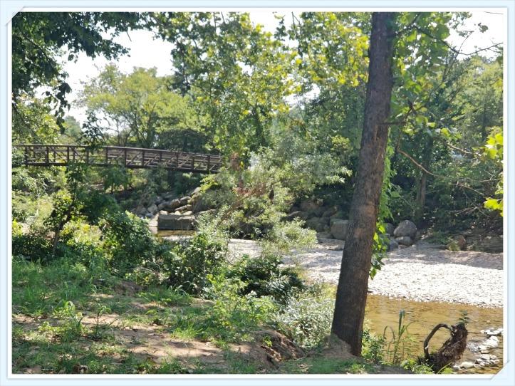 roark creek bridge